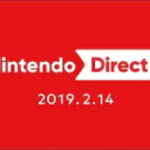 Nintendo Direct 2019.2.14感想