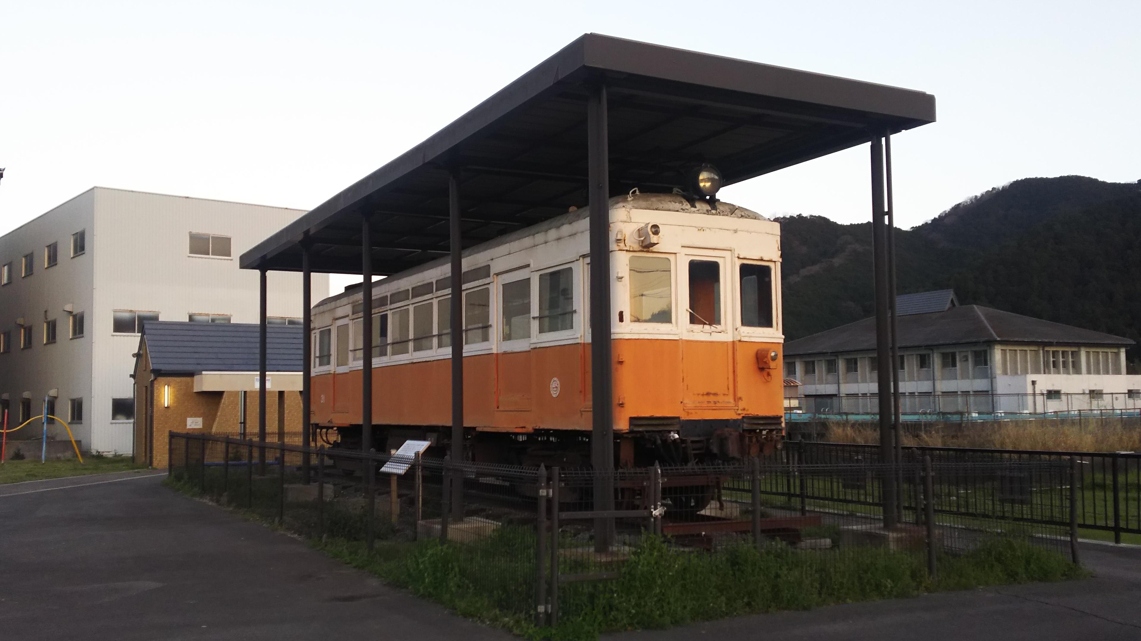 【小旅行記】野上電鉄車輌見学 / Nogami Electric Railway Tour