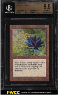 "MTG ""Black Lotus""1850万円は高すぎないか? / Is Black Lotus 166,100 $ too expensive?"